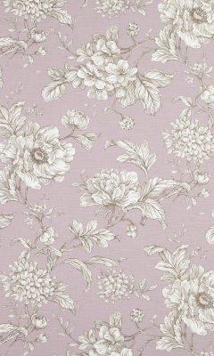 350 «Flower art» / 4 Aquitaine Dusky rose ткань