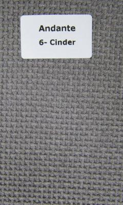 ТКАНЬ Andante Color: 6-Cinder ANKA (АНКА)