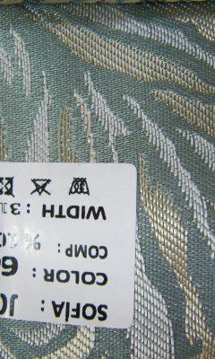 ТКАНЬ Desing JQ-22009 Color: 602 SOFIA (СОФИЯ)