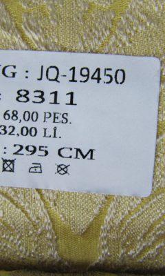 Коллекция ТКАНЬ Desing JQ-19450 SOFIA (СОФИЯ) COLOR 8311