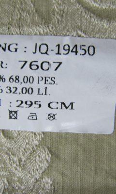 Коллекция ТКАНЬ Desing JQ-19450 SOFIA (СОФИЯ) COLOR 7607