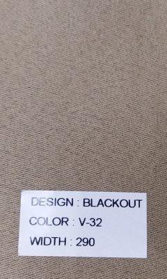 Каталог Blackout Цвет V-32 SAMA (САМА)