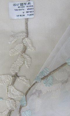 ТКАНЬ Desing MTR 09 Color: 9 SOFIA (СОФИЯ)
