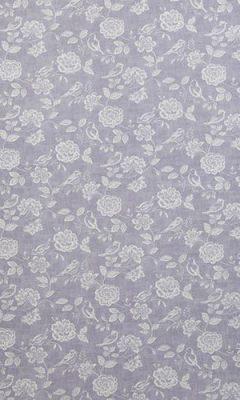 349 «Fantasy time» / 10 Bird Garden Lavender ткань