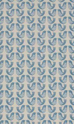 349 «Fantasy time» / 30 Scandi Birds Capri ткань
