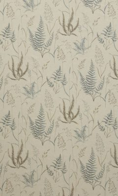 350 «Flower art» / 7 Botanica Eau de nil ткань