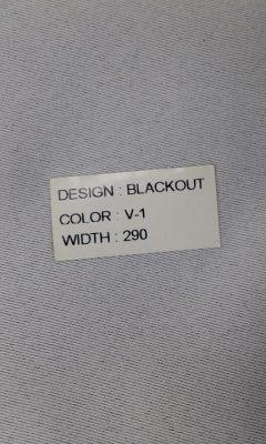 Каталог Blackout Цвет V-1 SAMA (САМА)