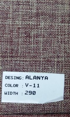 Каталог ALANYA Цвет 11 SAMA (САМА)