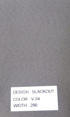 Каталог Blackout Цвет V-34 SAMA (САМА)