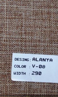 Каталог ALANYA Цвет 08 SAMA (САМА)