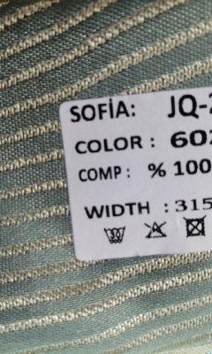 ТКАНЬ Desing JQ-22005 Color 602 SOFIA (СОФИЯ)