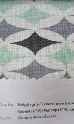 Design ACERTADO Collection Colour: Agua Vip Decor/Cosset Article: Izumi Coor Hp