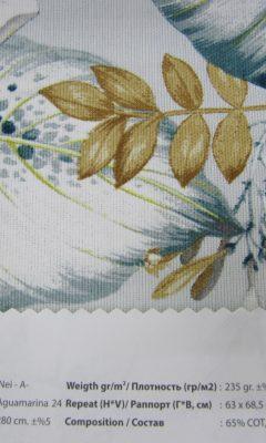 Design ACERTADO Collection Colour: Aguamarina 24 Vip Decor/Cosset Article: Nei-A