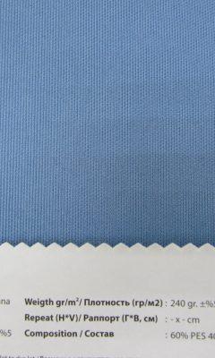 Design ACERTADO Collection Colour: Azul Vip Decor/Cosset Article: Liso Donana