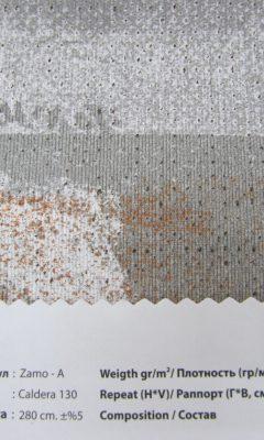 Design ACERTADO Collection Colour: Caldera 130 Vip Decor/Cosset Article: Zamo-A