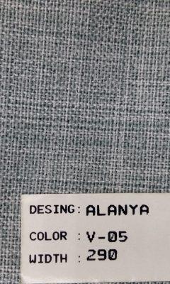 Каталог ALANYA Цвет 05 SAMA (САМА)