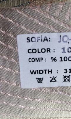 ТКАНЬ Desing JQ-22005 Color 108 SOFIA (СОФИЯ)