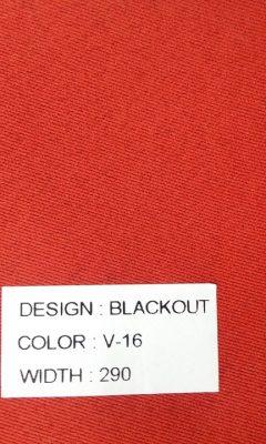 Каталог Blackout Цвет V-16 SAMA (САМА)