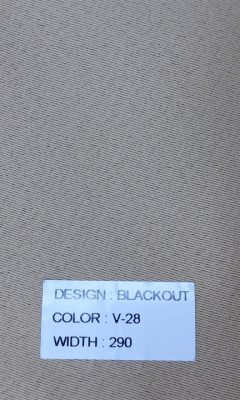 Каталог Blackout Цвет V-28 SAMA (САМА)