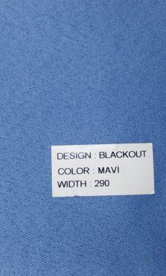 Каталог Blackout Цвет MAVI SAMA (САМА)