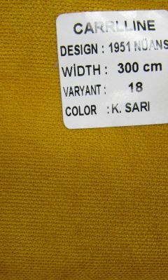 Каталог Design 1951 NUANS VARYANT 18 COLOR K.Sari CARRLLINE (КАРРЛИН)