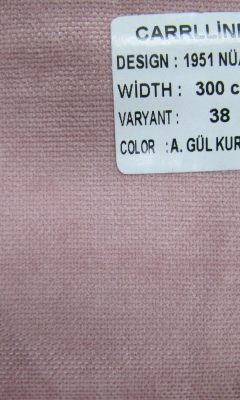 Каталог Design 1951 NUANS VARYANT 38 COLOR A.Gul Kurusu CARRLLINE (КАРРЛИН)