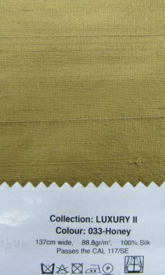 LUXURY COLOUR 033-Honey  GALLERIA ARBEN