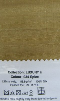 LUXURY COLOUR 034-Spice GALLERIA ARBEN
