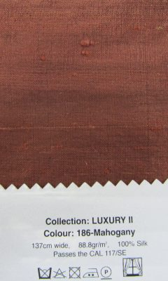 LUXURY COLOUR 186-Mahogany GALLERIA ARBEN