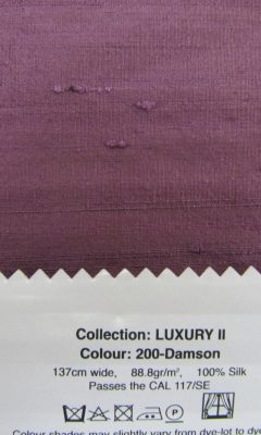 LUXURY COLOUR 200-Damson GALLERIA ARBEN
