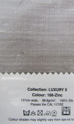 LUXURY COLOUR 166-Zinc GALLERIA ARBEN