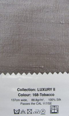 LUXURY COLOUR 168-Tobacco GALLERIA ARBEN