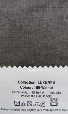 LUXURY COLOUR 169-Walnut GALLERIA ARBEN