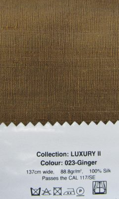 LUXURY COLOUR 023-Ginger GALLERIA ARBEN