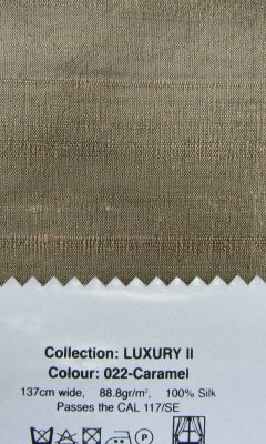 LUXURY COLOUR 022-Caramel GALLERIA ARBEN