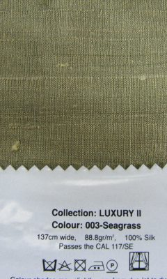 LUXURY COLOUR 003-Seagrass GALLERIA ARBEN