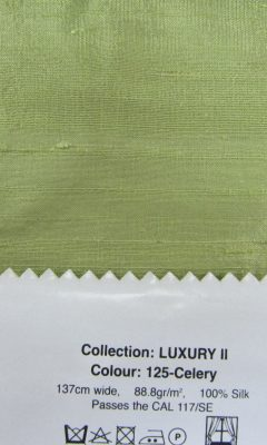 LUXURY COLOUR 125-Celery GALLERIA ARBEN