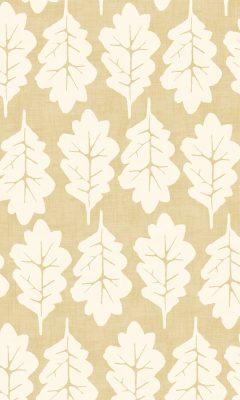 Коллекция ILIV Каталог Imprint Артикул Oak Leaf Цвет: Ochre DAYLIGHT (Дейлайт)