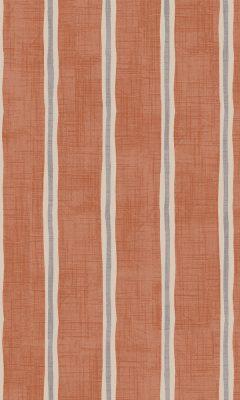 Коллекция ILIV Каталог Imprint Артикул Rowing Stripe Цвет: Paprika DAYLIGHT (Дейлайт)