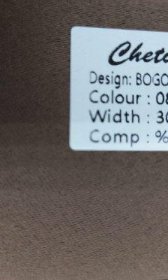 Каталог Design BOGOTA Dimout Colour 08 CHETINTEX (ШЕТИНТЕКС)