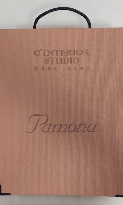 Ткани для штор Каталог PAMONA O,INTERIOR STUDIO
