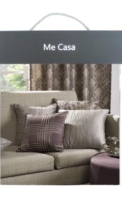 Книга Me Casa XVII Jacquards