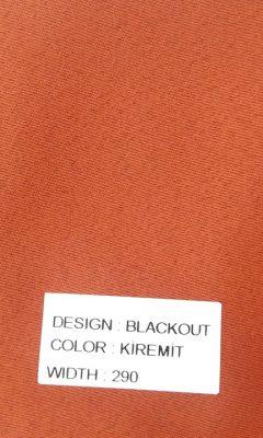 Каталог Blackout Цвет KIREMIT SAMA (САМА)