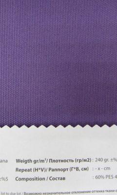 Design ACERTADO Collection Colour: Morada Vip Decor/Cosset Article: Liso Donana
