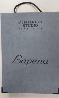 Ткани для штор Каталог LAPENA O,INTERIOR STUDIO