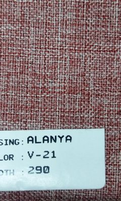 Каталог ALANYA Цвет 21 SAMA (САМА)