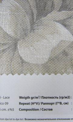 Design ACERTADO Collection Colour: Unico 09 Vip Decor/Cosset Article: Nei-Lace