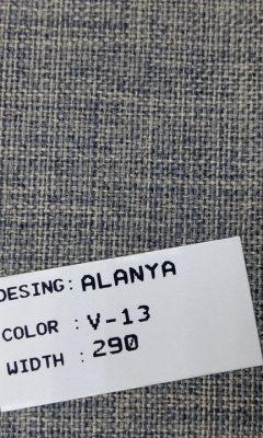 Каталог ALANYA Цвет 13 SAMA (САМА)