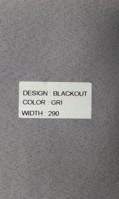 Каталог Blackout Цвет Gri SAMA (САМА)