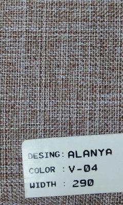 Каталог ALANYA Цвет 04 SAMA (САМА)